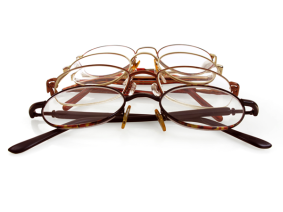 Find the eyeglasses that fit your style and make you look better.